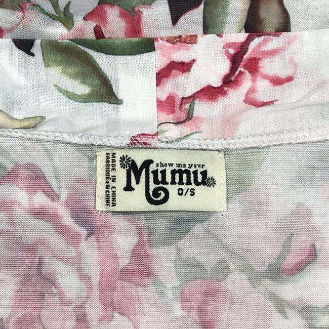 Show Me Your Mumu Brie Garden Of Blooms Floral Robe Lightweight Jacket Image 4