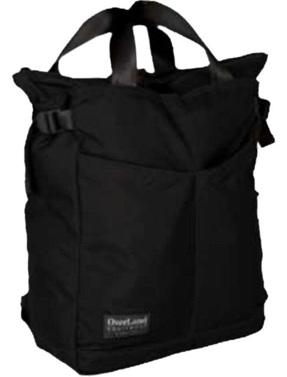 Preload https://img-static.tradesy.com/item/26455135/cambridge-backpack-black-tote-0-1-540-540.jpg