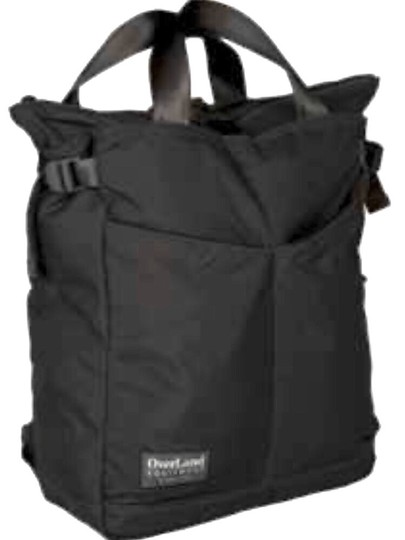 Overland Equipment Tote in Black Image 5