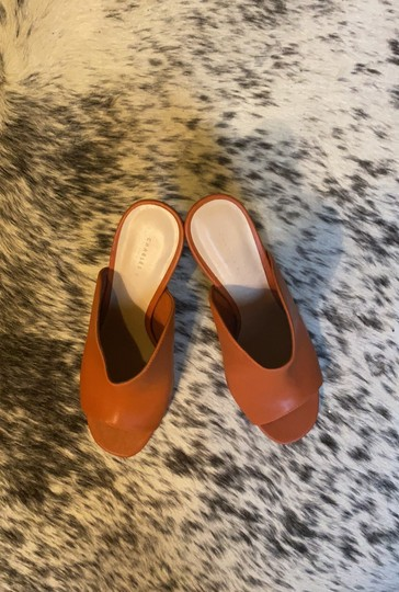 Charles & Keith Tan Sandals Image 2