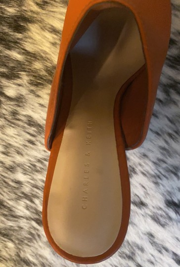 Charles & Keith Tan Sandals Image 5