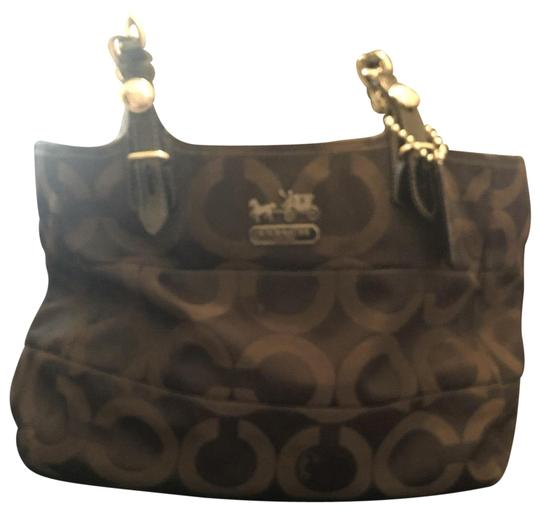 Coach Tote in black Image 0