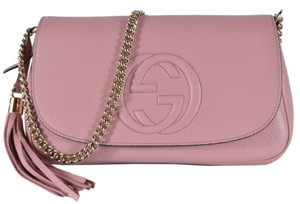 Gucci Soho Purse Wallet Cross Body Bag