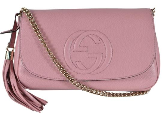 Gucci Soho Purse Wallet Cross Body Bag Image 1