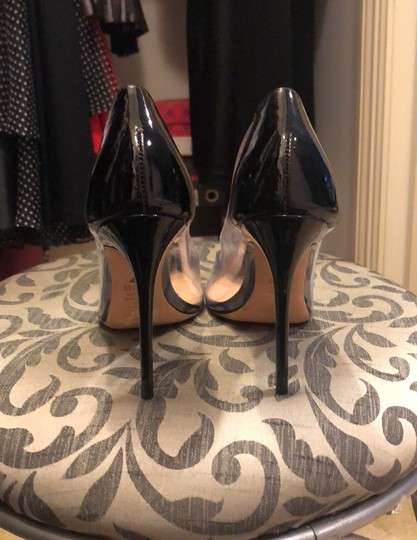 SCHUTZ black and clear Pumps Image 3