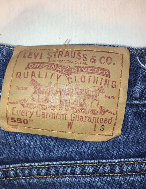 Levi's 550 tapered leg relaxed fit Relaxed Fit Jeans-Medium Wash Image 1