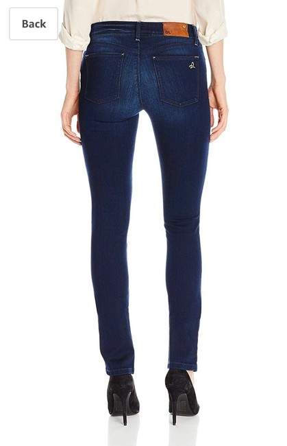 DL1961 Straight Leg Jeans-Medium Wash Image 1