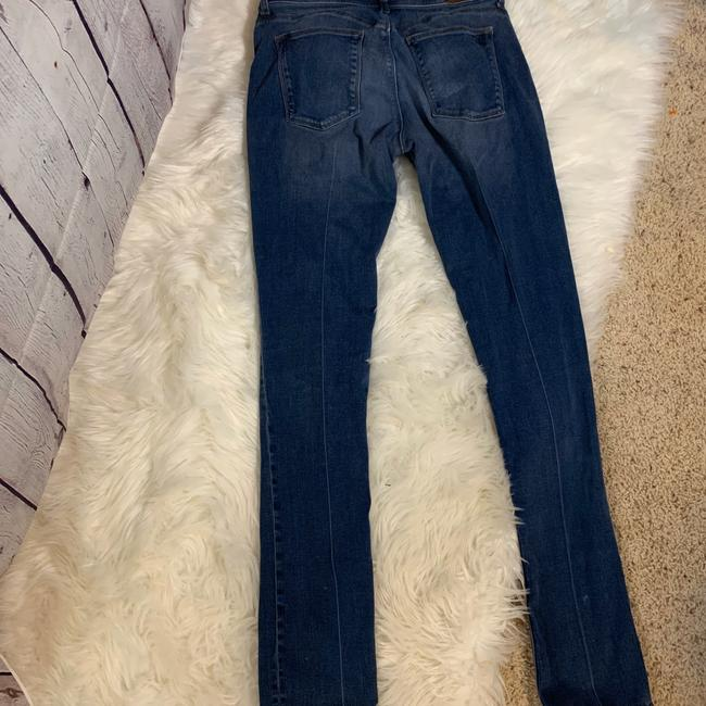 DL1961 Straight Leg Jeans-Medium Wash Image 4