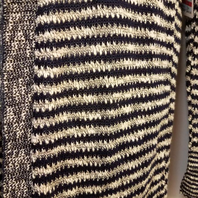 Say What Macy's Striped Knit Cardigan Image 2