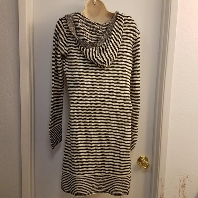 Say What Macy's Striped Knit Cardigan Image 3
