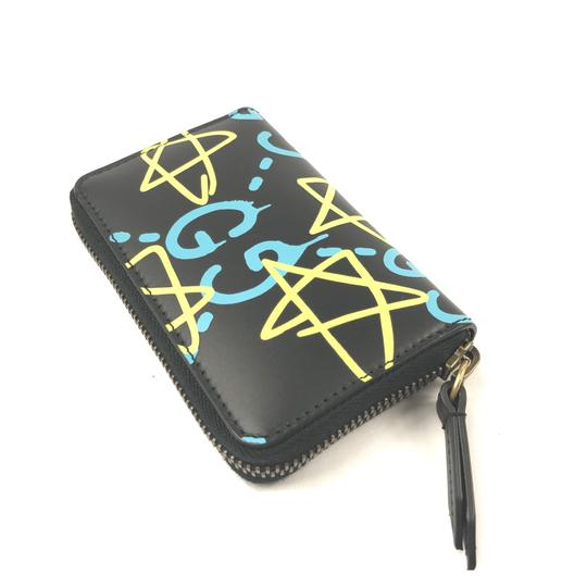 Gucci Gucci #448465 Ghost Zip Card Case Wallet Image 2