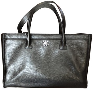 Chanel Tote in Metallic