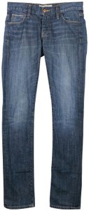 Baldwin Ej Selvedge Fabric Straight Leg Jeans