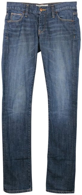 Item - Blue Ej Selvedge Fabric Straight Leg Jeans Size 25 (2, XS)
