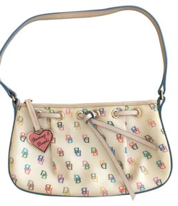 Dooney & Bourke Small One Classic Leather Shoulder Bag