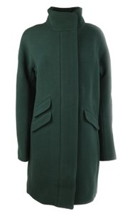 J.Crew Polyester Wool Trench Coat
