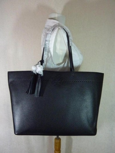 Tory Burch Fleming Tote in black Image 7