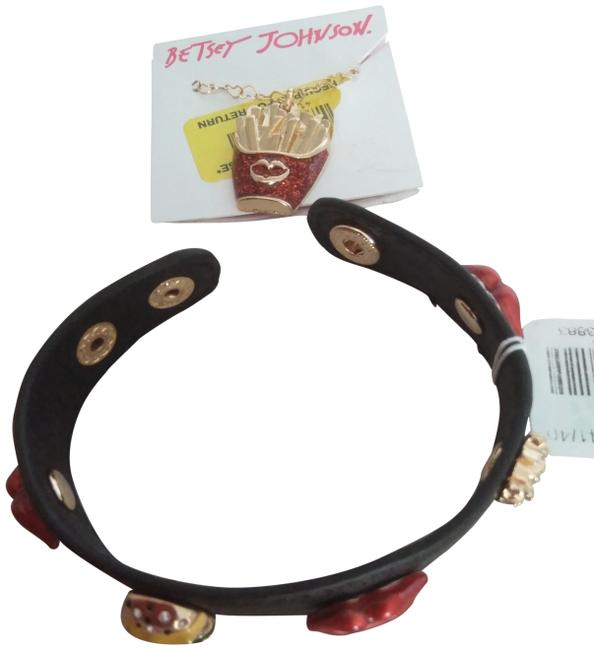 Item - Red New French Fries Necklace & Bracelet