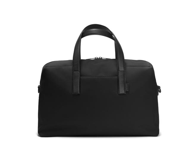 Item - The Everywhere Black Nylon Weekend/Travel Bag