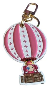 Louis Vuitton vivienne xmas bag charm and key holder