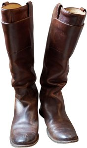 Frye Equestrian Brown Boots