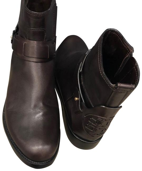 Item - Coconut Derby Flat Boots/Booties Size US 8 Regular (M, B)