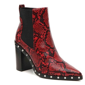 Charles by Charles David black\red Boots