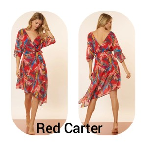 Red Maxi Dress by Red Carter