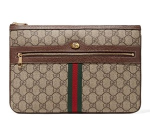Gucci Ophidia Marmont Soho Bags brown Clutch