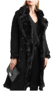Burberry London Fur Coat