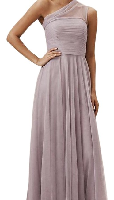 Item - Lavender Ryder Tulle Long Formal Dress Size 16 (XL, Plus 0x)