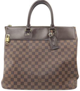 Louis Vuitton Keepall Carryall Sac A Dos Neverfull Cabas Brown Travel Bag