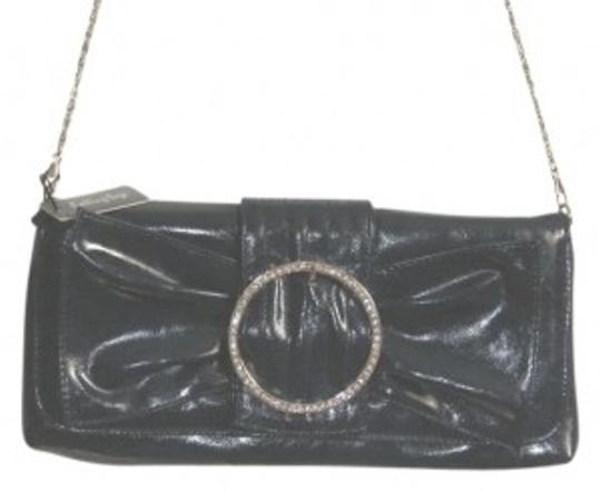 Preload https://img-static.tradesy.com/item/26466/rolling-sage-navy-blue-patent-leather-clutch-0-0-540-540.jpg