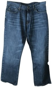 Seven7 Men's 36 X 31 5-pocket Cotton Machine Wash Boot Cut Jeans