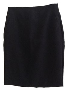 Metaphora Skirt Black