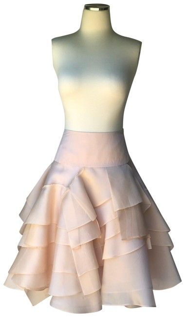 Item - Nude Pink - Formal Flouncy Skirt Size 0 (XS, 25)
