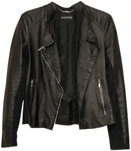 Express Classic Classy Leather Jacket