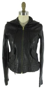 Mike & Chris Soft Leather Jacket