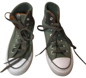 Converse olive Athletic