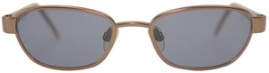 Chanel Rose Gold Brass Sunglasses 8CK1203