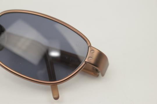 Chanel Rose Gold Brass Sunglasses 8CK1203 Image 5