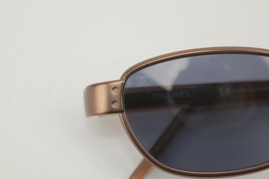 Chanel Rose Gold Brass Sunglasses 8CK1203 Image 7