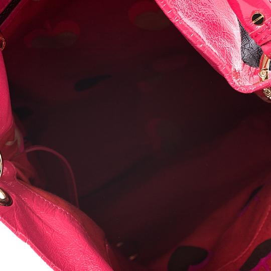 Marc by Marc Jacobs Patent Leather Classic Hobo Bag Image 6