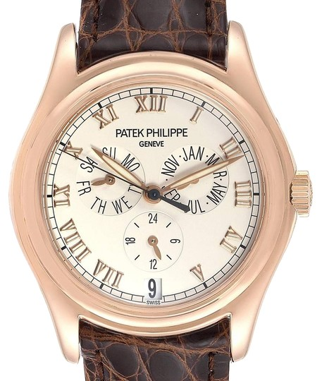 Preload https://img-static.tradesy.com/item/26471503/patek-philippe-silver-complicated-annual-calendar-rose-gold-mens-5035-watch-0-1-540-540.jpg
