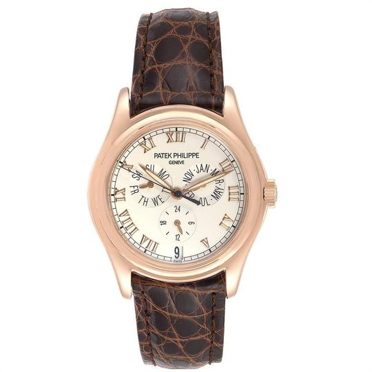 Patek Philippe Patek Philippe Complicated Annual Calendar Rose Gold Mens Watch 5035 Image 1