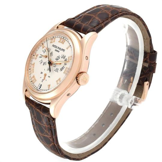 Patek Philippe Patek Philippe Complicated Annual Calendar Rose Gold Mens Watch 5035 Image 3