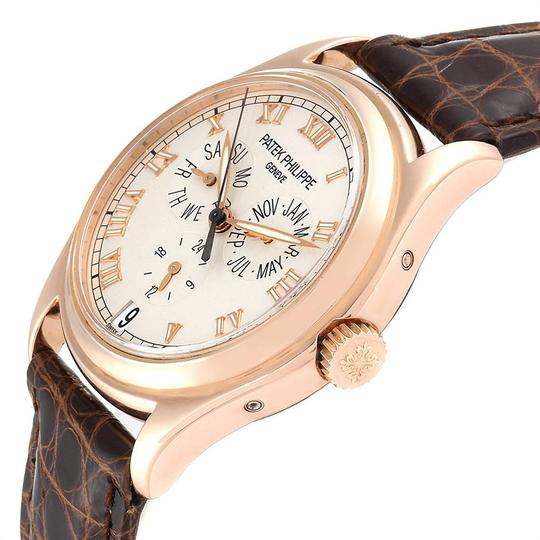 Patek Philippe Patek Philippe Complicated Annual Calendar Rose Gold Mens Watch 5035 Image 4