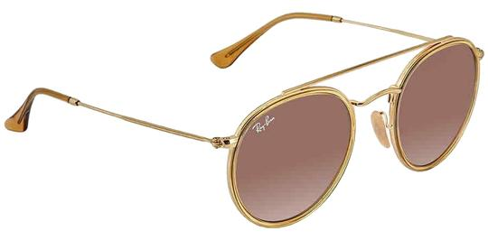 Preload https://img-static.tradesy.com/item/26471520/ray-ban-brown-round-double-bridge-gradient-rb3647n91244351-sunglasses-0-1-540-540.jpg