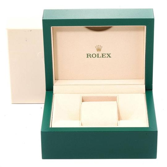 Rolex Rolex Pearlmaster Rose Gold MOP Diamond Ladies Watch 80315 Box Image 10