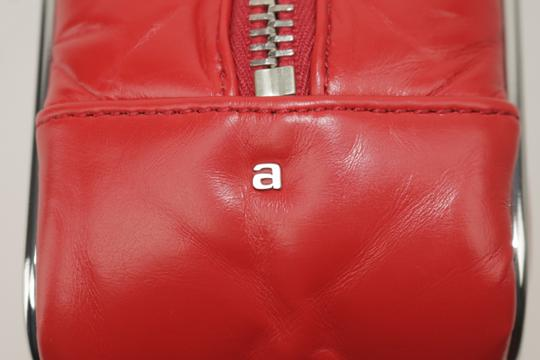 Alexander Wang Lunchbox Hola Square Trunk Mini Satchel in Red Image 10